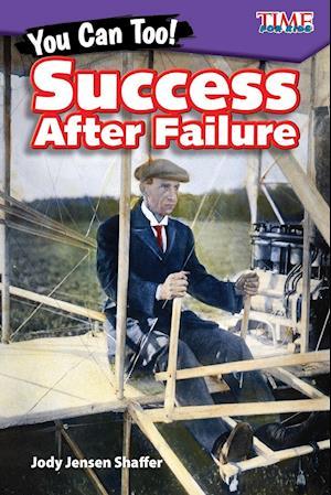 Bog, paperback Success After Failure af Jody Jensen Shaffer