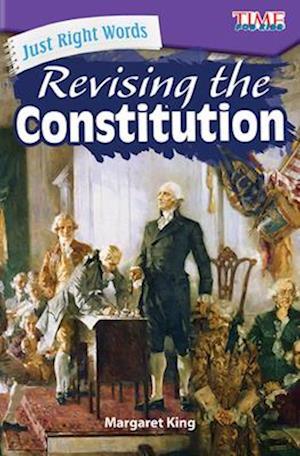 Bog, paperback Revising the Constitution af Margaret King