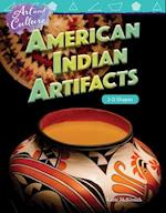 American Indian Artifacts (Mathematics Readers)
