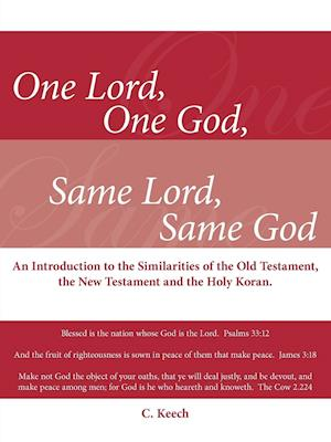 One Lord, One God, Same Lord, Same God