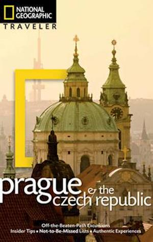 Bog paperback National Geographic Traveler: Prague and the Czech Republic 2nd Edition af Stephen Brook