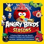National Geographic Angry Birds Seasons af Amy Briggs