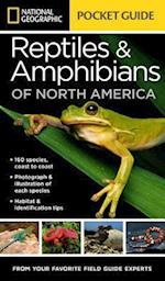 National Geographic Pocket Guide to Reptiles & Amphibians of North America af Catherine Herbert Howell