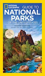 National Geographic Guide to National Parks of the United States, 8th Edition af National Geographic