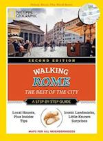 National Geographic Walking Rome, 2nd Edition (National Geographic Pocket Guide)