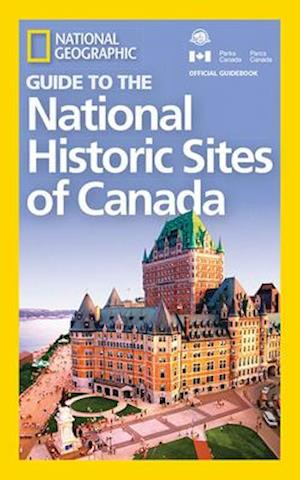 Bog, paperback NG Guide to the Historic Sites of Canada af National Geographic