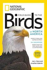 Field Guide to the Birds of North America 7th edition