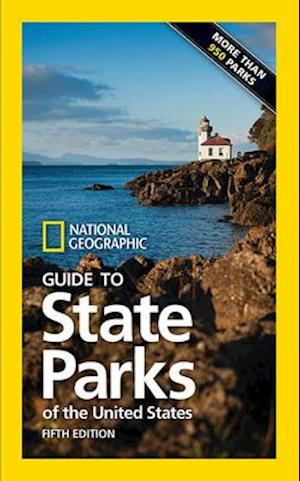 Bog, paperback National Geographic Guide to State Parks of the United States af National Geographic Society