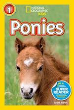 Ponies (National Geographic Readers)