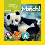 Match! (National Geographic Little Kids Look and Find)