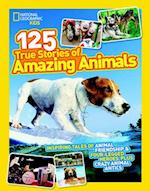 125 True Stories of Amazing Animals (125)