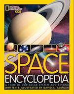 Space Encyclopedia af David A Aguilar