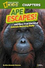 National Geographic Kids Chapters: Ape Escapes (Ngk Chapters)