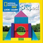 Shapes! (National Geographic Kids Look & Learn)