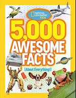5,000 Awesome Facts (About Everything!) (5 000 Awesome Facts)