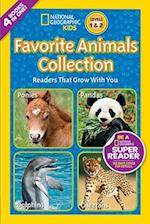 Favorite Animals Collection (National Geographic Readers Levels 1 2)