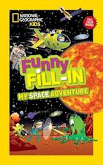 My Space Adventure (Funny Fill in)