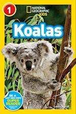 Koalas (National Geographic Readers)