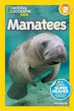 Manatees (National Geographic Readers)