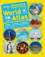 National Geographic Kids Ultimate Globetrotting World Atlas (ATLAS)