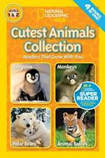 Cutest Animals Collection (National Geographic Readers Levels 1 2)