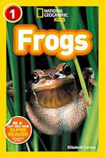 National Geographic Kids Readers: Frogs (National Geographic Readers)
