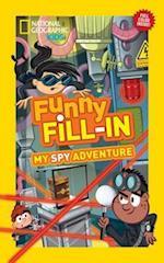 My Spy Adventure af Lindsay Anderson