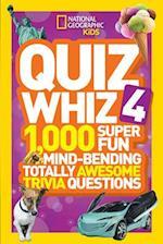 Quiz Whiz 4 (Quiz Whiz)