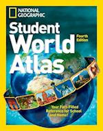 National Geographic Student World Atlas Fourth Edition (ATLAS)