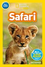 National Geographic Kids Readers: On Safari! (National Geographic Kids Readers Pre reader)