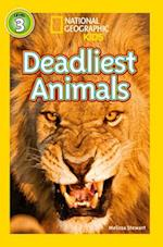 National Geographic Kids Readers: Deadliest Animals (National Geographic Kids Readers Level 3)
