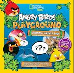Angry Birds Playground: Question & Answer Book (Angry Birds Playground)
