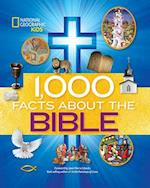 1,000 Facts About the Bible (1 000 Facts About)
