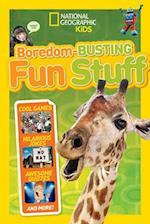 Boredom-Busting Fun Stuff (Activity Books)