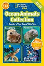 Ocean Animals Collection (National Geographic Readers)