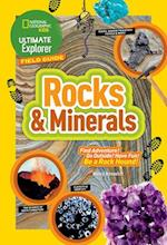 Ultimate Explorer Field Guide: Rocks and Minerals (Ultimate Explorer Field Guide)