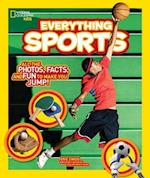 Everything Sports (National Geographic Kids: Everything)