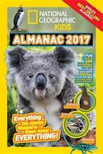 National Geographic Kids Almanac 2017 af National Geographic Society