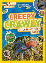 Creepy Crawly Sticker Activity Book (National Geographic Sticker Activity Book)