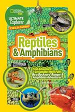 Ultimate Explorer Field Guide: Reptiles and Amphibians af Catherine Herbert Howell
