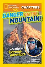 Danger on the Mountain! af Gregg Treinish