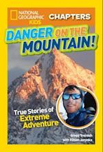 National Geographic Kids Chapters: Danger on the Mountain af Kitson Jazynka, Gregg Treinish