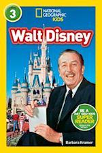 Walt Disney (National Geographic Readers)