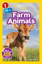 Farm Animals (National Geographic Readers)