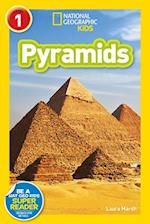 Pyramids (National Geographic Readers)