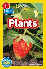 Plants (National Geographic Readers)