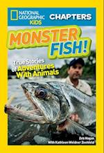 National Geographic Kids Chapters: Monster Fish! (Ngk Chapters)