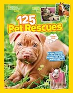 125 Pet Rescues (125)