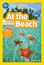 National Geographic Kids Readers: At the Beach (National Geographic Readers)