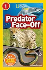 Predator Face-Off (National Geographic Readers)